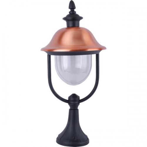 Фонарь уличный уличный Arte Lamp Barcelona A1484FN-1BK