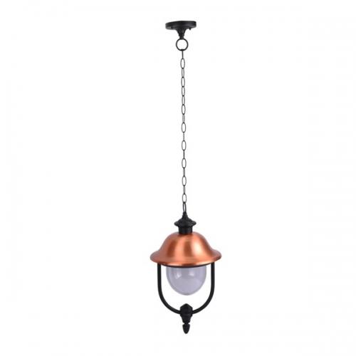 Светильник уличный Arte Lamp Barcelona A1485SO-1BK