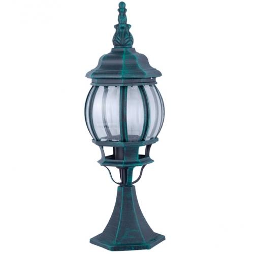 Фонарь уличный уличный Arte Lamp Atlanta A1044FN-1BG