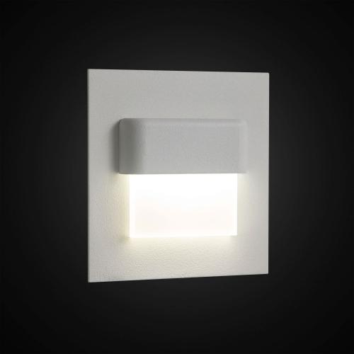 Подсветка светодиодная Citilux CLD006K0 Скалли 1 Вт 3000K Белый