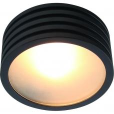 Точечный светильник накладной Divinare 1349/04 PL-1 CERVANTES Черный
