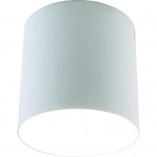 Накладной точечный светильник Divinare 1464/03 PL-1 TUBO Белый