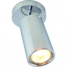 Накладной точечный светильник Divinare 1968/02 PL-1 GAVROCHE volta Хром