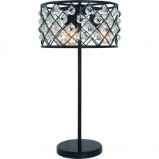 Настольная лампа Divinare 8203/01 TL-3 BRAVA Черный