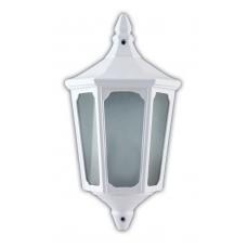 "Уличное бра ""Классика"" Feron 4206 60W 230V E27 195*100*355мм белый (половинка на стену) (арт. 11543)"