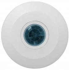 Датчик движения Feron SEN6 2000W 6m 360° белый 22072