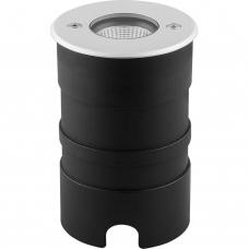 Тротуарный светодиодный светильник ЛЮКС Feron SP4115 15W 3000K AC230V D106*H150 мм IP67 32032