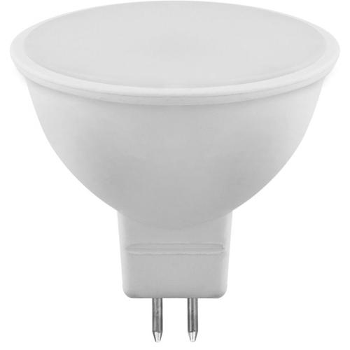 Лампа светодиодная Saffit SBMR1605 5W 2700K 230V GU5.3 MR16 (арт. 55016)
