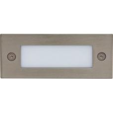 Светильник светодиодный для подсветки Feron LN201A 1w 5000К  матовый хром 110*44 мм 12000