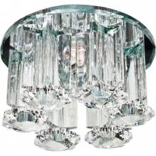 Светильник точечный светодиодный Feron 1526 10W 230V/50Hz 600 Lm прозрачный, прозрачный 27816