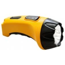 Аккумуляторный ручной фонарь Feron TH2295 (TH93C) 15 LED DC желтый