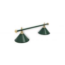 Светильник для бильярдного стола Allgreen 2 плафона