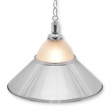 Светильник для бильярдного стола Alison Silver 1 плафон