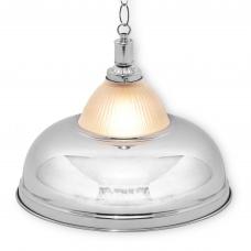 Светильник для бильярдного стола Crown Silver 1 плафон