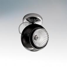 Светильник Lightstar OCCHIO FABI NERO черный осн ХРОМ 110574