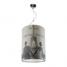 Подвесной светильник Loft House BonA-04 (цвет плафона на выбор)