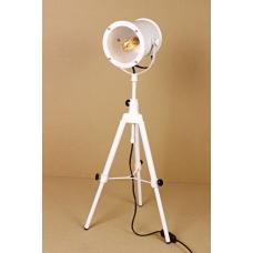 Настольная лампа в стиле Лофт LOFT HOUSE Т-105 белый