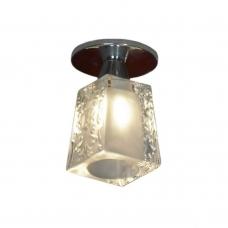 Светильник потолочный Lussole LSC-9000-01 Saronno, 1 лампа, хром