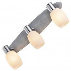 Светильник спот LGO LSP-0053 серый, хром