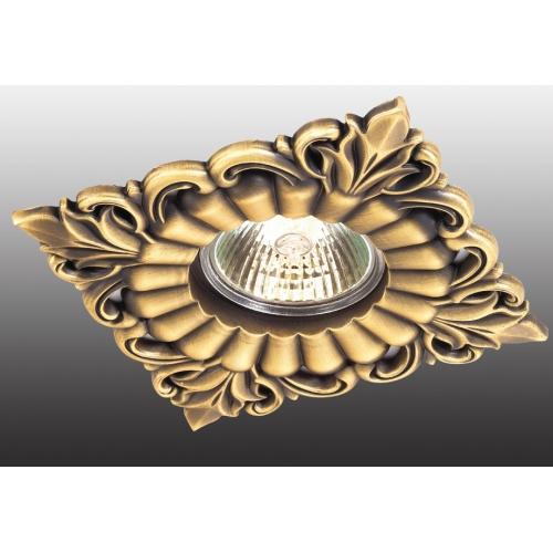 Встраиваемый светильник Novotech Flower 369835