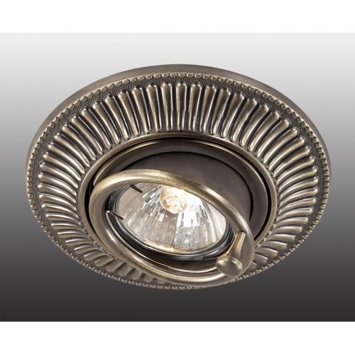 Встраиваемый светильник Novotech Vintage 369858
