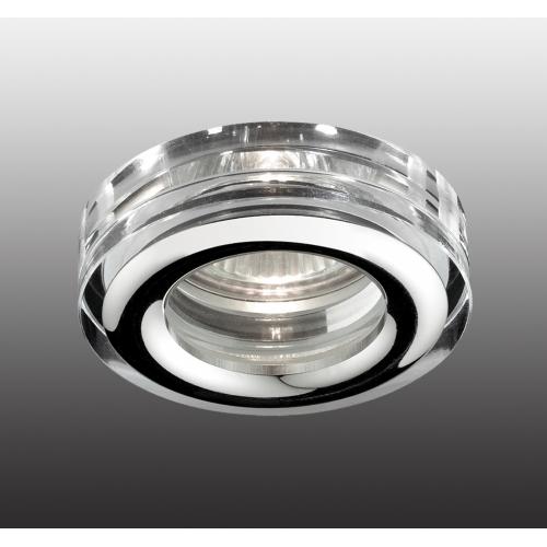 Встраиваемый светильник влагозащищенный Novotech Aqua IP54 369879