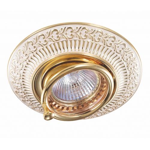 Встраиваемый светильник Novotech Vintage 370016
