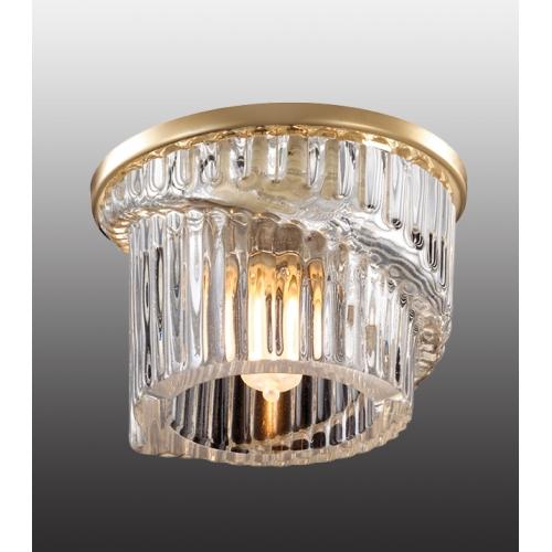 Встраиваемый светильник Novotech Dew 369901