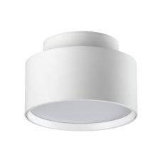 Накладной светильник Novotech 358355 белый IP20 LED 18W вниз/6W вверх 85-265V 4000K ORO