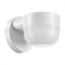 Ландшафтный настенный светильник Novotech 358450 белый LED 4000K 12W 220V OPAL