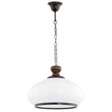 Светильник подвесной Alfa PARMA 16941 венге, коричневый