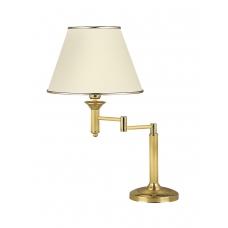 Настольная лампа Jupiter CLASSIC 206 CL L матовая латунь