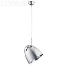 Светильник подвесной Alfa 60033 Bolo Сhrom 1 хром