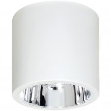 Накладной точечный светильник Luminex DOWNLIGHT ROUND 7242 белый