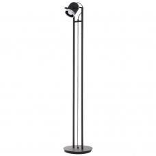 Торшер Luminex NEO 9411 чёрный, хром