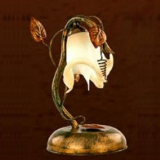Настольная лампа Kemar BL/B/1 Barbado Green