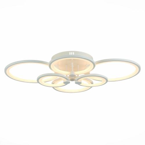 SLE900002-06 Светильник потолочный Белый/Белый LED 1*168W 3000-6000K