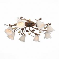 Люстра потолочная ST Luce SL167.702.08 Uccellino светло-коричневый