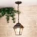 Apus H черное золото уличный подвесной светильник IP33 GL 1009H