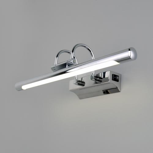Flint Neo SW LED хром Настенный светодиодный светильник с выключателем MRL LED 1022