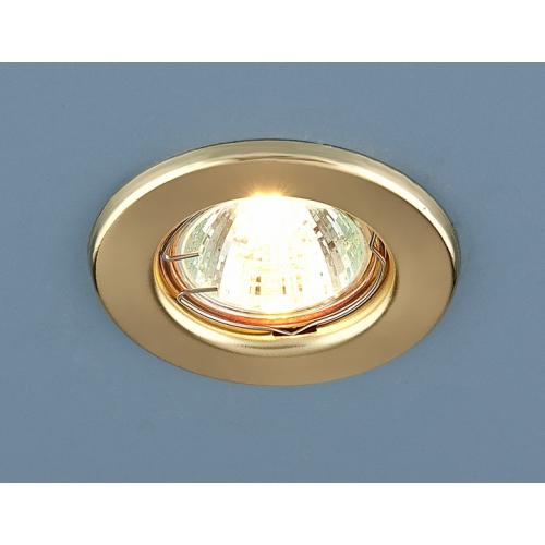 Точечный светильник 9210 MR16 GD золото