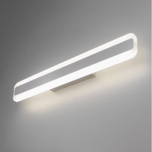 Ivata LED хром Настенный светодиодный светильник MRL LED 1085