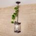 Spica H кофе Подвесной уличный светильник IP33 GL 1026H