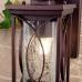 Spica D кофе настенный уличный светильник IP33 GL 1026D