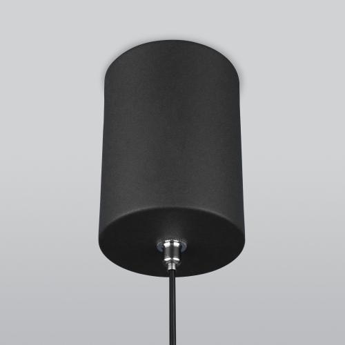 Подвесной светодиодный светильник DLS028 6W 4200K черный