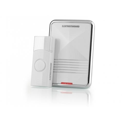 Звонок беспроводной WL 36M IP44 Белый DBQ01M