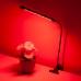 Светодиодный светильник для растений на прищепке FT-004 чёрный