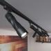 Трековый светодиодный светильник для однофазного шинопровода Royal Черный 12W 4200K LTB29