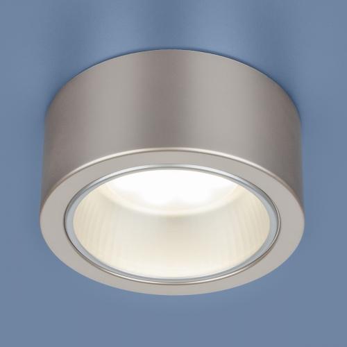 Накладной потолочный светильник 1070 GX53 GD шампань