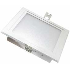 Светильник Светкомплект SDL 14S 10W 4500 К 10W белый 145*145 мм встраиваемый светодиодный